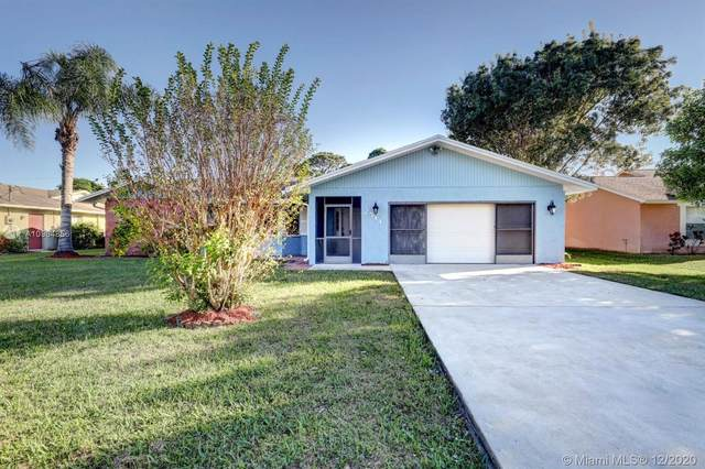 2514 SE Victory Ave, Port Saint Lucie, FL 34952 (MLS #A10964856) :: THE BANNON GROUP at RE/MAX CONSULTANTS REALTY I