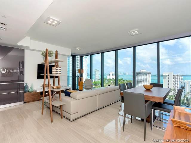 1451 Brickell Ave #1101, Miami, FL 33131 (MLS #A10964872) :: The Teri Arbogast Team at Keller Williams Partners SW