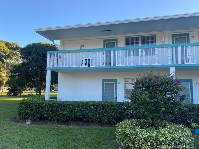 51 Ventnor C, Deerfield Beach, FL 33442 (MLS #A10964877) :: ONE | Sotheby's International Realty