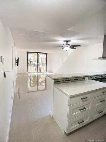 600 Three Islands Blvd #317, Hallandale Beach, FL 33009 (MLS #A10964901) :: ONE Sotheby's International Realty