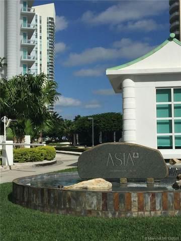 900 Brickell Key Blvd #2303, Miami, FL 33131 (#A10964956) :: Posh Properties