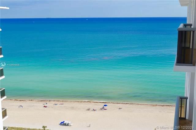 6039 Collins Ave Ph21, Miami Beach, FL 33140 (MLS #A10964958) :: Patty Accorto Team