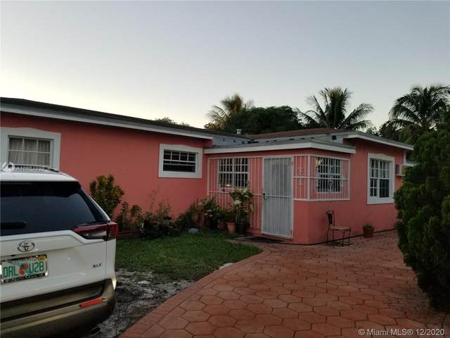 1101 NW 122nd St, North Miami, FL 33168 (MLS #A10964999) :: The Azar Team