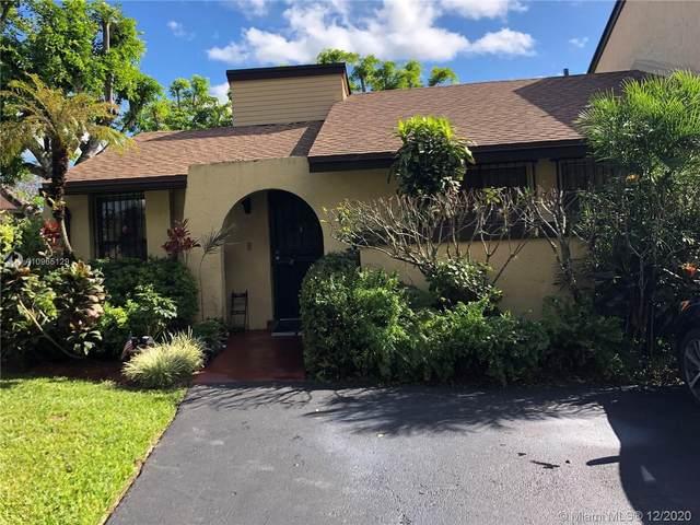 12736 SW 70th Ln, Miami, FL 33183 (MLS #A10965129) :: Team Citron