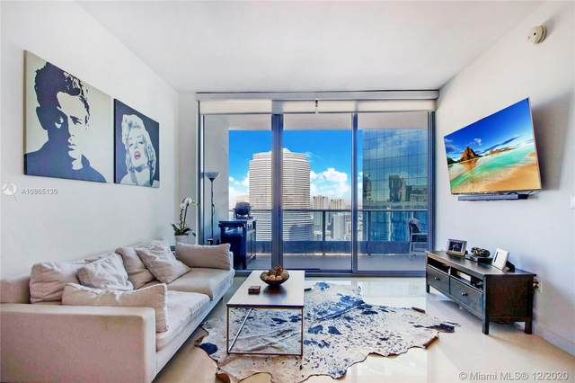 200 Biscayne Boulevard Way #4410, Miami, FL 33131 (MLS #A10965130) :: Green Realty Properties