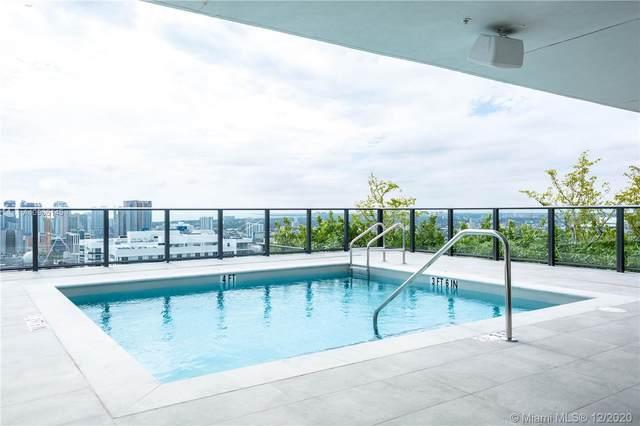 1600 NE 1st Ave #3217, Miami, FL 33132 (MLS #A10965145) :: Castelli Real Estate Services