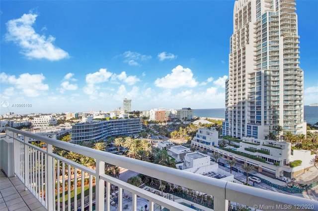 400 S Pointe Dr #1202, Miami Beach, FL 33139 (MLS #A10965150) :: Albert Garcia Team