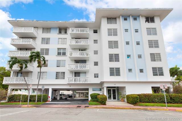 4142 Jefferson Ave 4A, Miami Beach, FL 33140 (MLS #A10965179) :: Julian Johnston Team