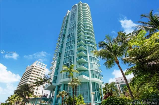 6000 Indian Creek Dr #2401, Miami Beach, FL 33140 (MLS #A10965193) :: Carole Smith Real Estate Team