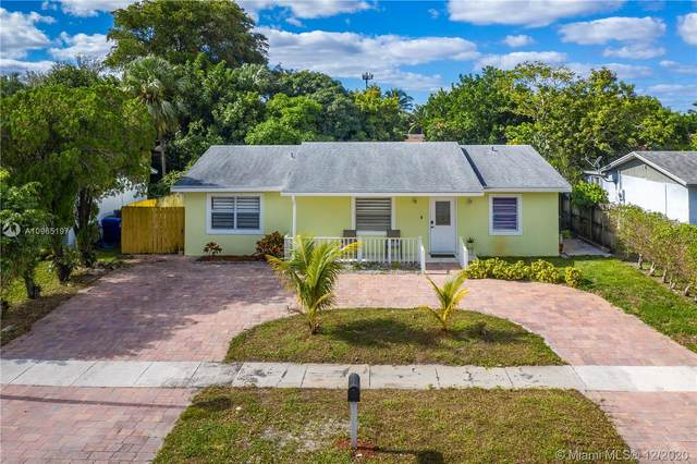 401 SW 76th Ter, North Lauderdale, FL 33068 (MLS #A10965197) :: Miami Villa Group