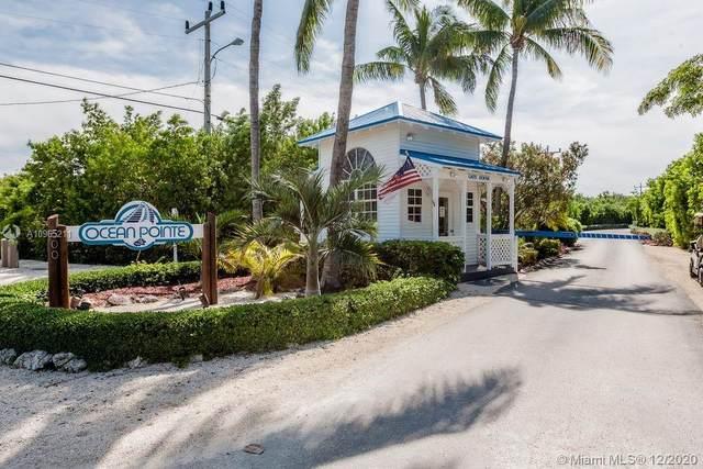 500 Burton Dr #2302, Key Largo, FL 33070 (MLS #A10965211) :: Castelli Real Estate Services