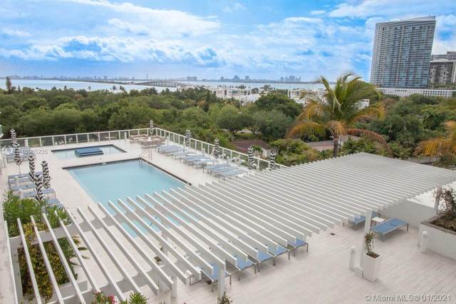 4250 Biscayne Blvd #916, Miami, FL 33137 (MLS #A10965235) :: Green Realty Properties