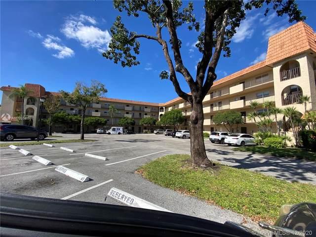 6201 N Falls Cir Dr #213, Lauderhill, FL 33319 (MLS #A10965380) :: Prestige Realty Group