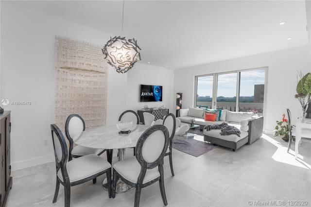625 Biltmore Way #1405, Coral Gables, FL 33134 (MLS #A10965478) :: Team Citron