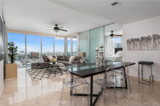 1040 Biscayne Blvd #1506, Miami, FL 33132 (MLS #A10965480) :: Green Realty Properties