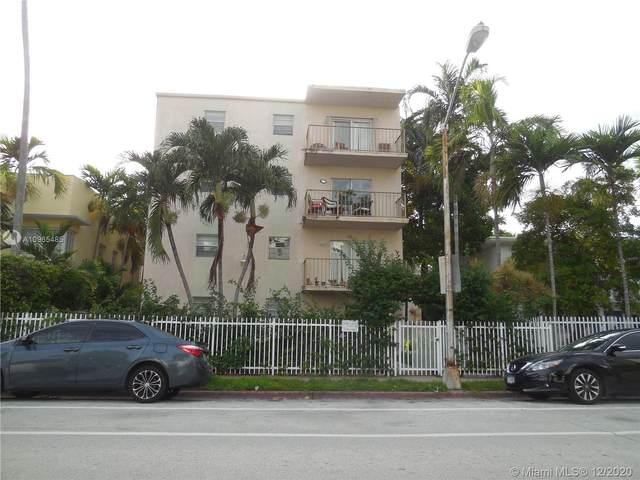 618 Euclid Ave #302, Miami Beach, FL 33139 (MLS #A10965485) :: Team Citron