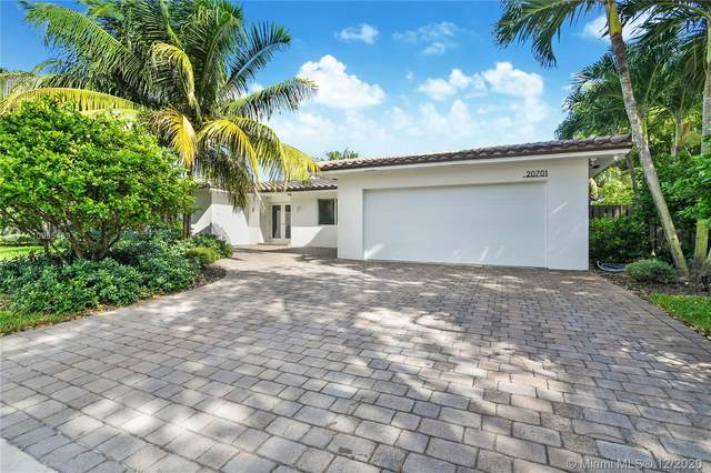 20701 NE 21st Ct, Miami, FL 33179 (MLS #A10965489) :: Prestige Realty Group