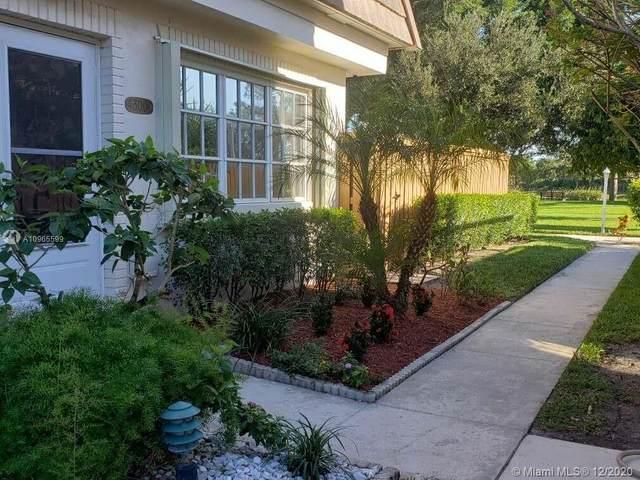 4300 Hazel Ave C, Palm Beach Gardens, FL 33410 (MLS #A10965599) :: Patty Accorto Team