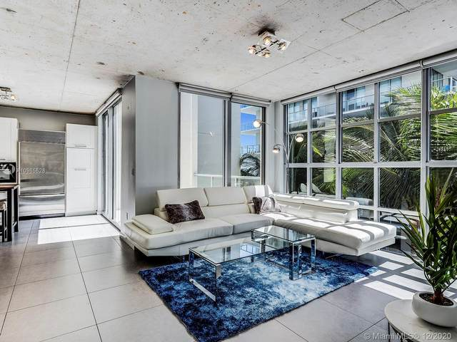3451 NE 1st Ave Pm08, Miami, FL 33137 (MLS #A10965628) :: Green Realty Properties