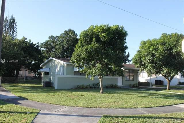 1700 NW 191st St, Miami Gardens, FL 33056 (MLS #A10965808) :: Laurie Finkelstein Reader Team
