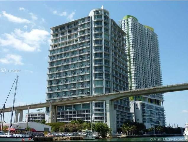 690 SW 1st Ct #1826, Miami, FL 33130 (MLS #A10965902) :: Search Broward Real Estate Team