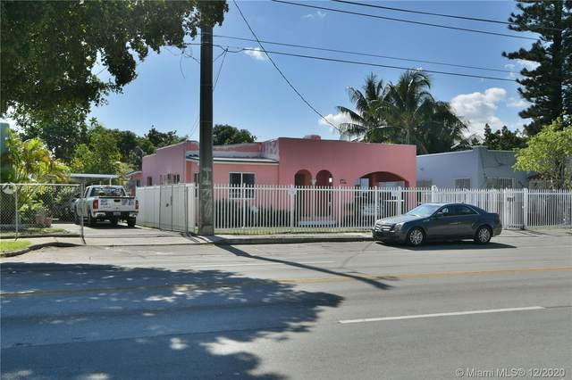 822 NW 29th St, Miami, FL 33127 (MLS #A10966033) :: Laurie Finkelstein Reader Team