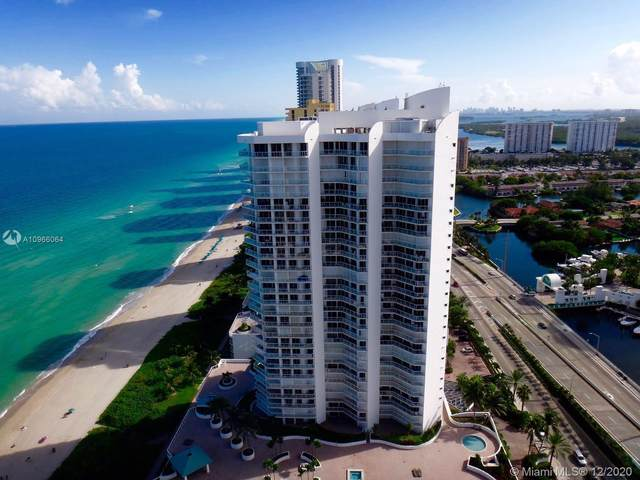 16699 Collins Ave #3210, Sunny Isles Beach, FL 33160 (MLS #A10966064) :: Castelli Real Estate Services