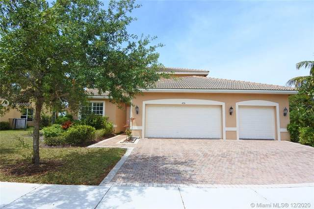 4116 SW 179th Way, Miramar, FL 33029 (MLS #A10966065) :: Miami Villa Group