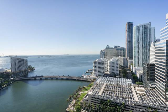 495 Brickell Av #2605, Miami, FL 33131 (MLS #A10966094) :: Green Realty Properties