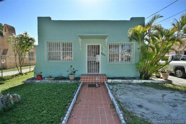 820 NW 29th St, Miami, FL 33127 (#A10966099) :: Posh Properties