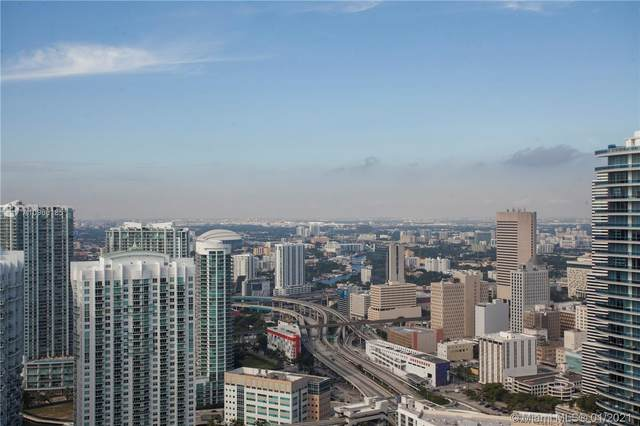 475 Brickell Ave #4908, Miami, FL 33131 (MLS #A10966185) :: Jo-Ann Forster Team