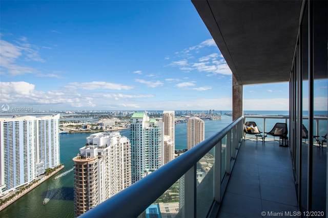 495 Brickell Ave #4902, Miami, FL 33131 (MLS #A10966268) :: The Riley Smith Group