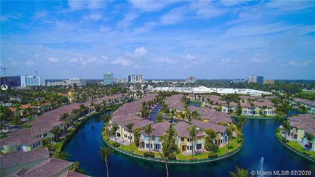20740 NE 30th Pl, Aventura, FL 33180 (MLS #A10966293) :: Castelli Real Estate Services