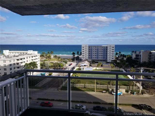 1600 S Ocean Dr 10G, Hollywood, FL 33019 (MLS #A10966371) :: Podium Realty Group Inc