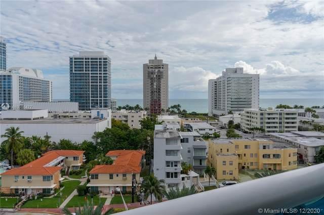 6770 Indian Creek Dr 9P, Miami Beach, FL 33141 (MLS #A10966477) :: Patty Accorto Team