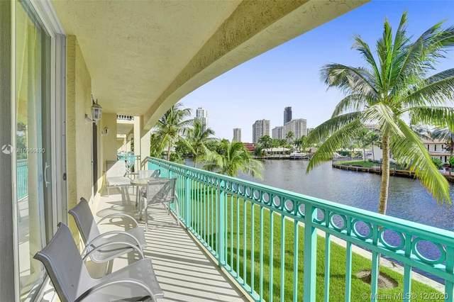201 Golden Isles Dr #207, Hallandale Beach, FL 33009 (MLS #A10966490) :: Green Realty Properties
