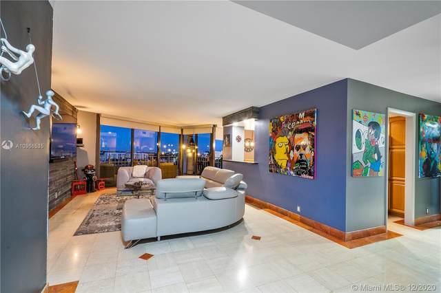 1000 Quayside Ter #1405, Miami, FL 33138 (MLS #A10966535) :: Castelli Real Estate Services