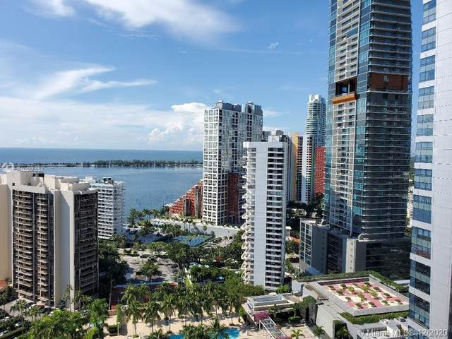 185 SE 14th Ter #2605, Miami, FL 33131 (MLS #A10966552) :: KBiscayne Realty