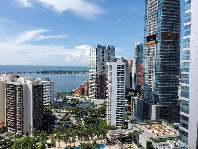185 SE 14th Ter #2605, Miami, FL 33131 (MLS #A10966552) :: Douglas Elliman