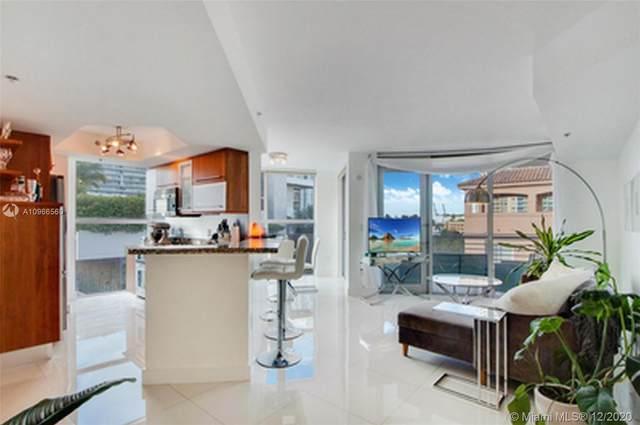 110 Washington Ave #1615, Miami Beach, FL 33139 (MLS #A10966560) :: Prestige Realty Group