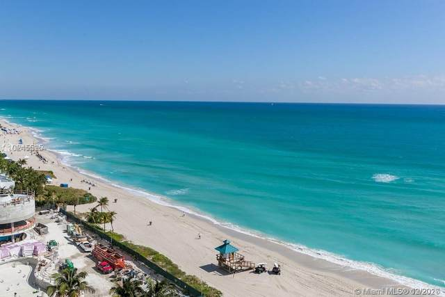 16711 Collins Ave #1606, Sunny Isles Beach, FL 33160 (MLS #A10966564) :: ONE Sotheby's International Realty