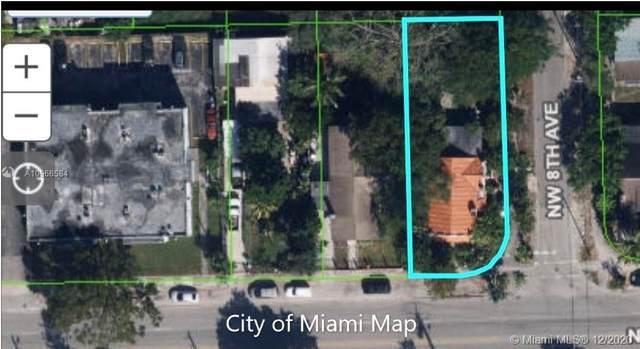 805 NW 29th St, Miami, FL 33127 (MLS #A10966584) :: Laurie Finkelstein Reader Team