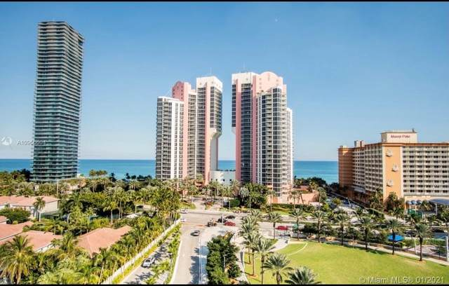 19370 Collins Ave #1027, Sunny Isles Beach, FL 33160 (MLS #A10966604) :: Jo-Ann Forster Team