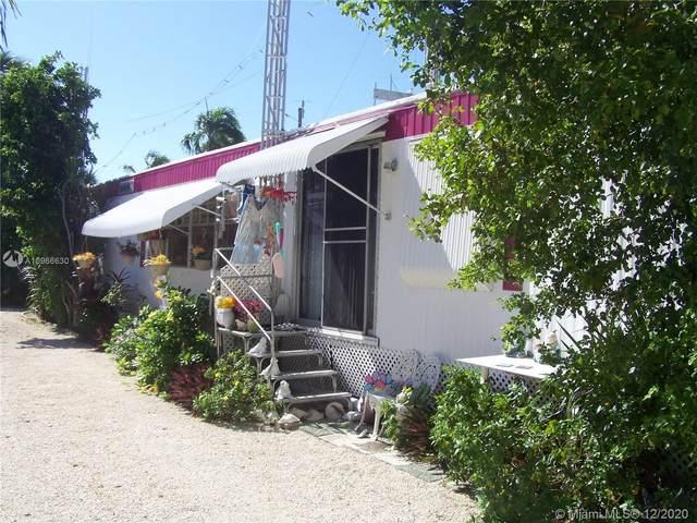 92157 Overseas Highway M5, Tavernier, FL 33070 (MLS #A10966630) :: Castelli Real Estate Services