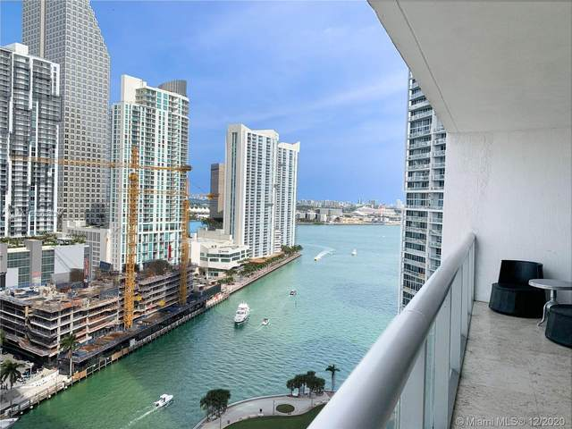 485 Brickell Ave #2203, Miami, FL 33131 (MLS #A10966633) :: Patty Accorto Team