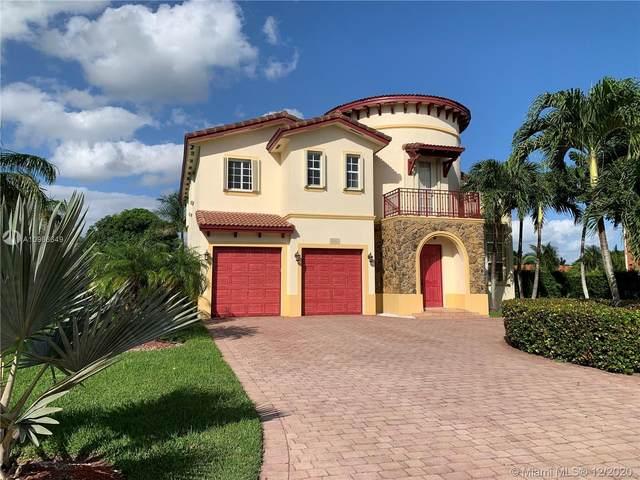 12891 SW 198th Ter, Miami, FL 33177 (MLS #A10966649) :: Carole Smith Real Estate Team