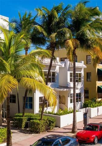 221 Collins Ave, Miami Beach, FL 33139 (MLS #A10966724) :: Prestige Realty Group