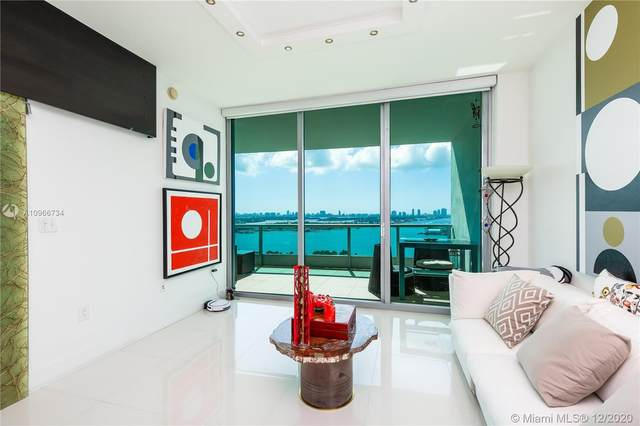 900 Biscayne Blvd #2607, Miami, FL 33132 (MLS #A10966734) :: Podium Realty Group Inc