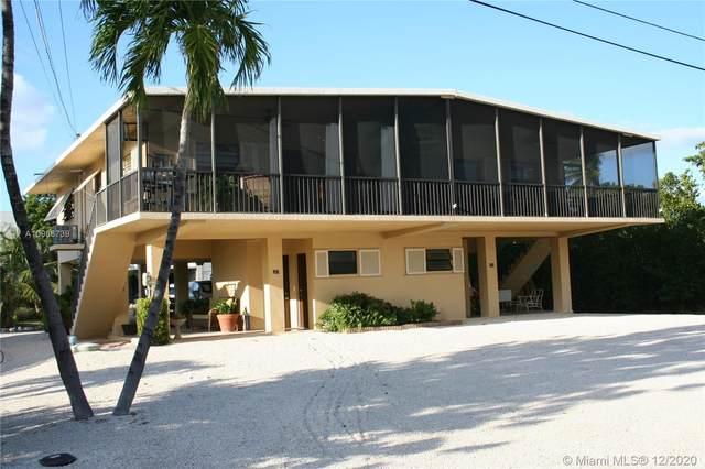 209 N Ocean Dr, Key Largo, FL 33037 (MLS #A10966739) :: Castelli Real Estate Services