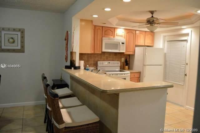 1893 S Ocean Dr #110, Hallandale Beach, FL 33009 (MLS #A10966765) :: Castelli Real Estate Services